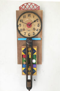 Clock N-85 by Ann Durley