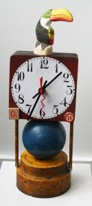 Clock O-18 by Ann Durley