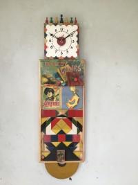 Clock N-35 by Ann Durley
