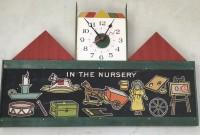Clock O-34 by Ann Durley