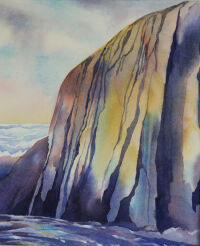 Seal Rock Evening by Barb Meyer