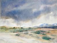 Nevada Backroads by Barb Meyer