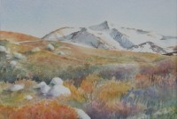 Top of the Pass by Barb Meyer