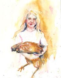 """""""Golden Girls"""" by Becki Hesedahl"""