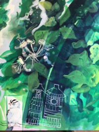 Birdhouse #2 by Christine Hannegan