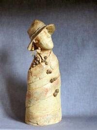 ceramic sculpture by Gerard Brehm