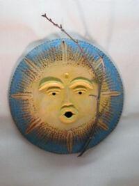Sun Mask by Gerard Brehm