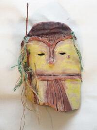 Multi Media Mask by Gerard Brehm