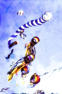 """Kites"" by Joel Zak"