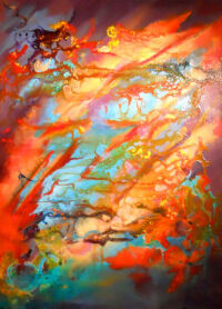 """Surfacing"" by Pam Serra-Wenz"