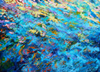 Colorful Flow by Pam Serra-Wenz
