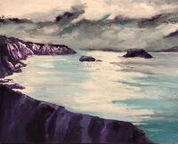 Irish Sea by Pam Serra-Wenz