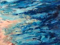 Approaching Shore by Pam Serra-Wenz