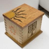 Sun Box by Paul Szudzik
