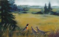 Willamette Pheasants by Richard Bunse