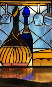 Wine, Bread and Cheese in the Afternoon by Rose McBride