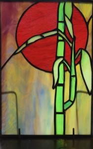 Bamboo Meditation by Rose McBride