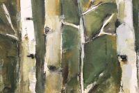 """""""Aspen Near Roadside"""" by Susan Appleby"""