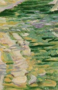 Big Rock Bather by William Shumway