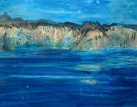 Crater Lake by William Shumway